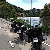 Motorradzubehör für die Reise