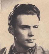 Junger Medardus c. 1945
