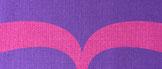 紫 × ピンク