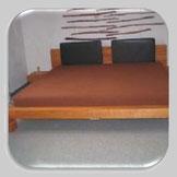 Schlafzimmermöbel bei der Schreinerei Berschneider Neumarkt