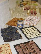 Les vins accordés aux tapas dinatoires