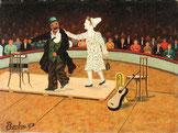 Camille BOMBOIS - Cirque art naïf