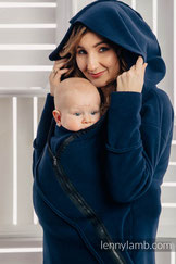 Babywearing in inverno