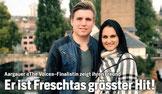 Am Sonntag geht es für Freschta Akbarzada um den Sieg bei «The Voice of Germany». Mit SonntagsBlick spricht sie über ihren Auftritt und ihren Freund, der sie seit fünf Jahren bei ihrer Karriere unterstützt.