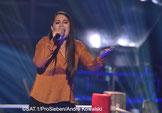 Sie hat es geschafft! Freschta Akbarzada hat sich bei den «TVOG»-Battles gegen ihre Konkurrenz durchgestzt. Jetzt kann die Schweizerin die Stimme Deutschlands werden.