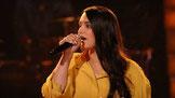 Die 23-jährige Turgemerin begeistert bei «The Voice of Germany» die Jury und steht diesen Sonntag im Halbfinale.