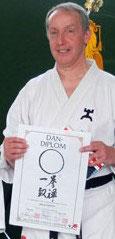 Peter Schlüter 4. DAN Goju Ryu Karate