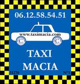 Taxi Macia