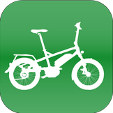 Winora Kompakt e-Bike in der e-motion e-Bike Welt in Würzburg