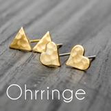 ohrringe earrings schmuck fashion menü shop handmade