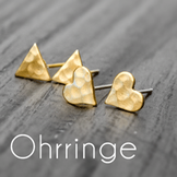 ohrringe earrings schmuck fashion menü shop handmade
