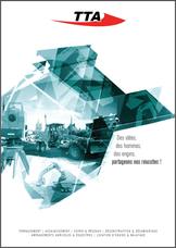 Plaquette Entreprise TTA