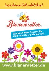 Mini Flyer Bienenretter