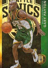 GARY PAYTON / Black - No. 183  (#d 7/15)