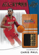 CHRIS PAUL / All-Stars - No. 25  (#d 6/10)