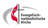 Evangelisch methodistische Kirche logo mit text