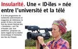 Présentation du Magazine ID-îles dans le Télégramme