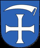 Tazenkreuz Feuerthaler Wappen