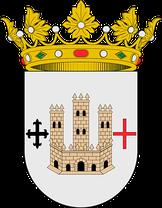 Escudo de la ciudad de  Montesa.