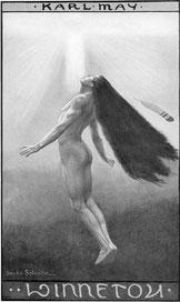 Winnetou III (Deckelbild: Sascha Schneider)