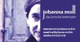 Portrait von Johanna Moll