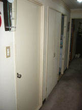玄関内部のリフォーム