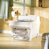 バイオトイレの世界基準・エンバイオレット 水なし一体型 WSCタイプ