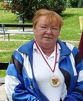 Janina Kaschuba Bezirksklassenmeisterin 2013