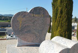 pompes funèbres ponza funéraire barcelonnette briançon seyne ubaye marberie tombe