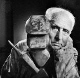 Photographie de Max Ernst