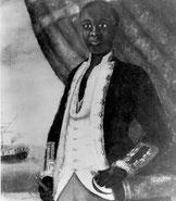 African-American sailor