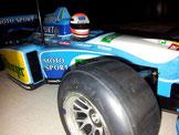 Formula Tamya 1:10 F103 by Boss