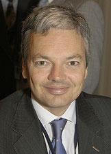 Didier Reynders  /  source: Mouvement Réformateur
