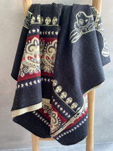 alpaca blanket deken wol ecuador