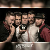 ROLLIN' RACKETEERS - Magic 8 Ball