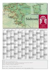 Fotokalender 2020 - Straße der Romanik
