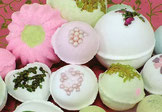 Craft PR - Bath bombs by The Soap Kitchen