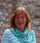 Porträt  Karin Busch Inhaberin Kunst und Tee