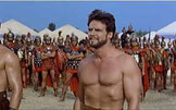 Steve Reeves in The Wooden Horse Of Troy