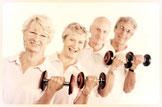 Programa de salud y deporte para mayores