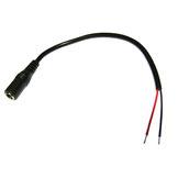 Коннектор с кабелем, штекер 5.5х2.1 розетка