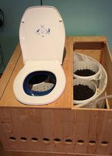 Komposttoilette, cacarusel