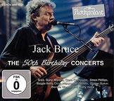 ...ein musikalisches Vermächtnis von Jack Bruce: Rockpalast-Konzert von 1993