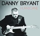 "Bluresrock like a ""Hurricane"": Danny Bryant (Foto: Hammerl Kommunikation)"