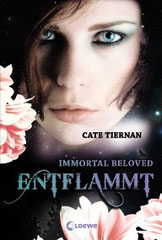 Cate Tiernan, Entflammt, Hardcover, 416 Seiten,      € 17,95