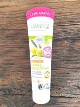 Lavera Handcreme Nagelcreme vegan Naturkosmetik Healthlove