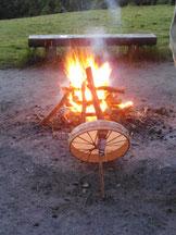 tArtOrte 2013 Trommel und Feuer