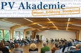 PV-Akademie der ÖLI-UG, UBG und UGÖD Bild:öli