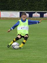 Leon startet am 01.09. in die neue Saison.