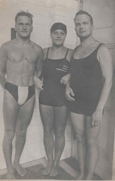 Traninger, Sölkner, Köllner um 1925. Foto: Schneeweiss